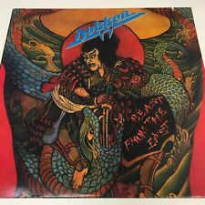 Dokken  Beast From The East - US Press  1988 Vinyl [60823-1] Rock