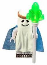 NEW LEGO GHOST VITRUVIUS w/ ACCESSORIES MINIFIG Lego Movie minifigure po tlm092
