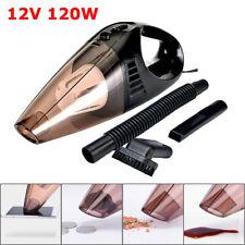 12V Car Vacuum Cleaner 120W Auto Mini Portable Wet Dry Handheld Duster