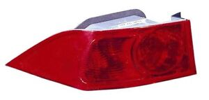 Tail Light Assembly Left Maxzone 317-1962L-US fits 2004 Acura TSX