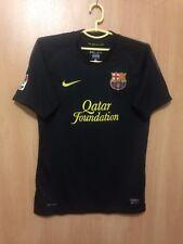 BARCELONA SPAIN 2011/2012 AWAY FOOTBALL SHIRT JERSEY CAMISETA NIKE