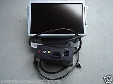 center display LCD screen with SD card reader and USB cord SYNC SYSTEM OC16B101