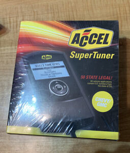 ACCEL 49501 Accel SuperTuner - Chevy-GMC