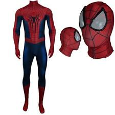 Costume Spiderman 2 Amazing con suole in gomma professionale carnevale cosplay