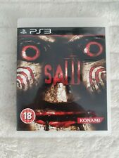 Ps3 SAW Game PAL playstation 3 Uncut Version