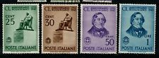 Italy 1942 Birth of Rossini SG579-82 Mint MH