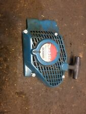 makita chainsaw DCS5000 pullstart and side cover