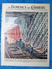 La Domenica del Corriere 17 aprile 1949 Pavia - Torino - Polo Nord