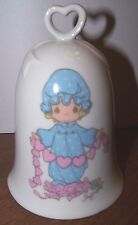 Precious Moments You Have Touched So Many Hearts 1995 Collector Bell