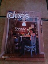 Creative Ideas for Home and Garden Magazine September/October 2007