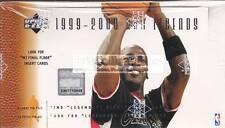 1999-00 UPPER DECK LEGENDS NBA BASKETBALL FACTORY SEALED HOBBY BOX NEW EXPRESS!!
