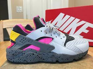 déficit mermelada Estable  Nike Pink Athletic Shoes Nike Huarache for Men for Sale | Shop Men's  Sneakers | eBay