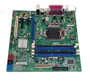 Intel Desktop Board DQ67OW G12528-309 Motherboard Socket 1155 NO I/O shield