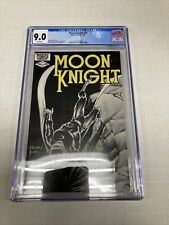 Marvel Comics Moon Knight 17 CGC Graded 9.0