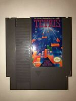Tetris (NES 1989) Cleaned Tested Authentic Cartridge Only