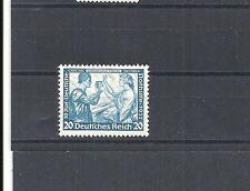Deutsches reich, 1933 Michel numéro: 505 a *, inutilisé *, prix catalogue 260,00 €