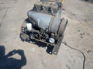 Deutz F3L912 Diesel Engine RUNS EXC. VIDEO! Welder Ditch Witch Paver F3L 912