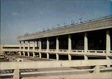 Taschkent Usebekistan Ex-Sowjetunion 1978 Flughafen Airport Postkarten-Ganzsache