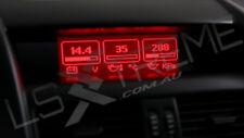 VE Series 1 Triple Gauge Display Module Sic DID Information Oil Temp Volts