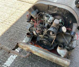 Classic VW Volkswagen Splitscreen Beetle 1200cc single port engine D code 6 volt