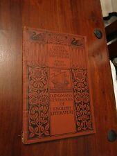 Comus, L'Allegro, Il Penseroso and Lycidas by John Milton - 1922 New Impression