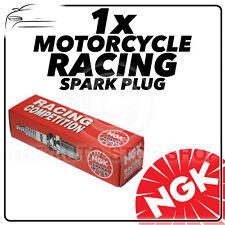1x NGK CANDELA ACCENSIONE PER centimetri cubici (ARMSTRONG-CCM) 125CC MOTOCROSS