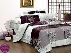MAISY Super King Size Bed Duvet/Doona/Quilt Cover Set New 100% Cotton