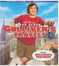 GULLIVERS TRAVELS (Blu-ra Only, 2010)
