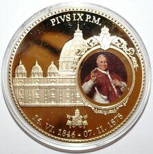 Medaille Civitas Vaticana Pius IX 1846-1878