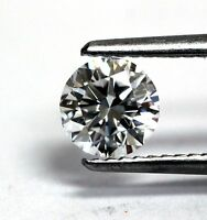 GIA loose certified VS2 H round diamond .70ct 5.67-5.71x3.52mm vintage estate