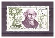 MONACO .  N° 1739.  3 F  HOMEOPATHIE     NEUF **  . SUPERBE