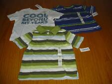 LOT of 3 NEW WT OLD NAVY SHIRTS TOPS INFANT BOYS 18-24 MONTHS