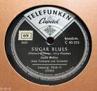 Clyde McCoy - Sugar Blues / Tear It Down TELEFUNKEN (868)