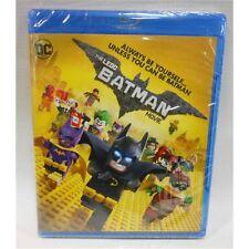 The Lego Batman Movie Blu-ray+DVD+Digital HD Rated PG Region A/1 NEW
