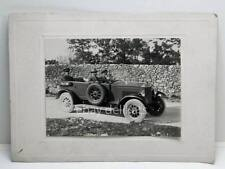 AUTOMOBILE auto Fiat Torpedo 509 1925 vecchia foto old photo