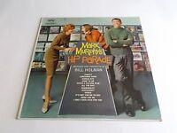 Mark Murphy Hip Parade LP 1960 Capitol Mono Vinyl Record