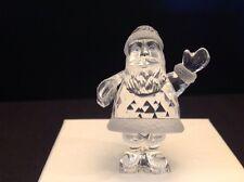 Swarovski Retired Santa Claus Figurine