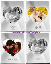 Hearts Love Rectangle Photo & Picture Frames