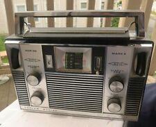 Vintage Barlow Wadley Crystal Shortwave Transistor Radio XCR-30 Mark 2 Receiver
