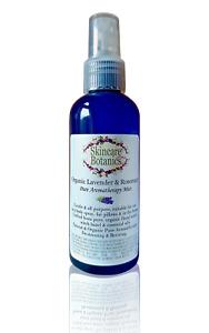 Organic & Natural Aromatherapy Lavender & Rosemary Room/ Body/ Pillow Spray