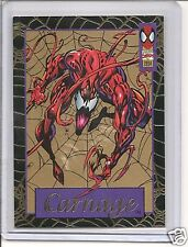 Amazing Spider-man #6 of 6 Gold Foil card
