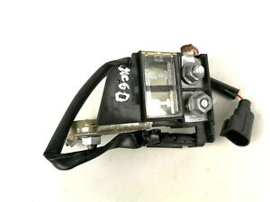 Volvo XC60 Battery Negative Wiring Wire Terminal Fuse Clamp Assembly 7225917730