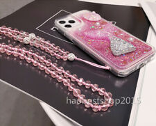 Bling shiny Dynamic Liquid Quicksand back Soft Covers Cases For Huawei Phones
