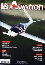 Vs Aviation 2015 2 agosto.Risen Race,Magni M24,Nagasaki,Gyro Umbria,Siai S74,ppp