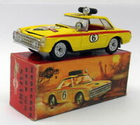 Vintage Mercury 1/43 appx Diecast - Nr.50 Mercedes Benz 230SL Safari Yellow