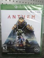 Anthem Xbox One Brand New Sealed Mech Shooter Video Game 4K Ultra HDR Bioware