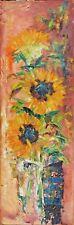 Cuban Artist Painter Luís Miguel - Serie Flores