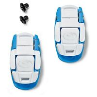 SIDI Road/MTB Cycling Shoes' Replacement Caliper Buckle, Spare Parts -White/Blue
