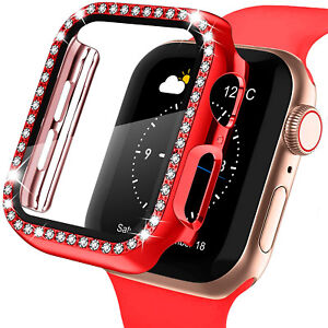 iWatch Apple Watch Series 4/5/6 Protector Cover Hard Case with Screen 40mm 44mm