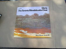 GLORIA, THE TORONTO MENDELSSOHN CHOIR, NEW MUSIC SERIES  10, MELBOURNE